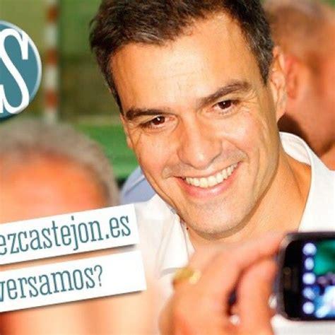 Hoy estreno web, espero que os guste #conversamos v#psoe ...