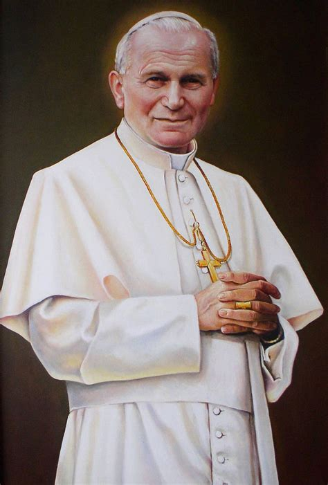 Hoy hace Cien años nació San Juan Pablo II – Radio Diez de ...