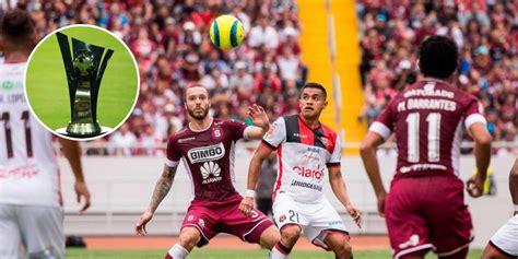 Hoy por Liga Concacaf | Alajuelense contra Saprissa ...