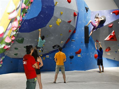 Hoy reabre Indoorwall Leganés   Desnivel.com