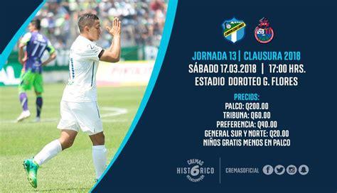 Hoy se juega el Súper Clásico del Fútbol Guatemalteco ...