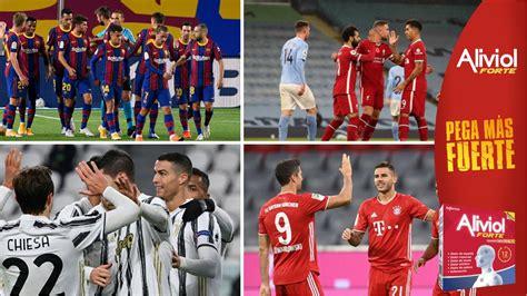Hoy se juega fútbol en las mejores ligas de Europa   Radio ...