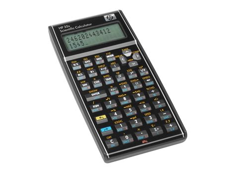 HP 35s Scientific Calculator   HP Store UK