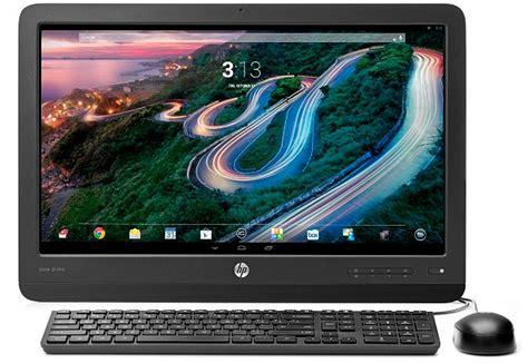 HP lanza PC de escritorio empresarial basada en Android ...