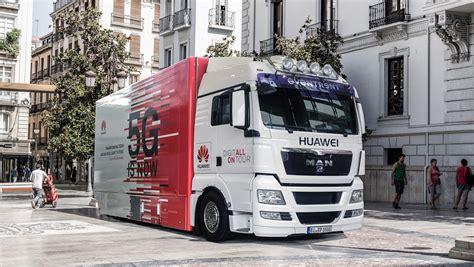 Huawei despliega su Centro de Demostraciones 5G en España ...