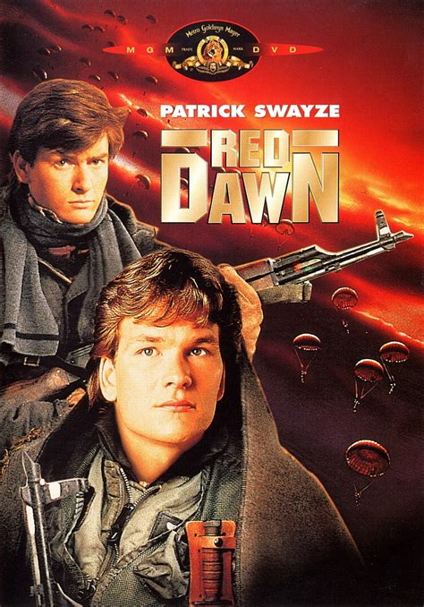 Hubbs Movie Reviews: Red Dawn  1984