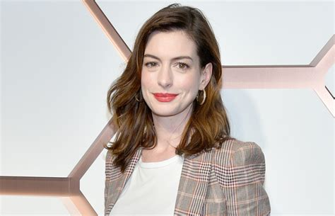Hudson Yards Grand Opening Red Carpet 2019: Anne Hathaway ...