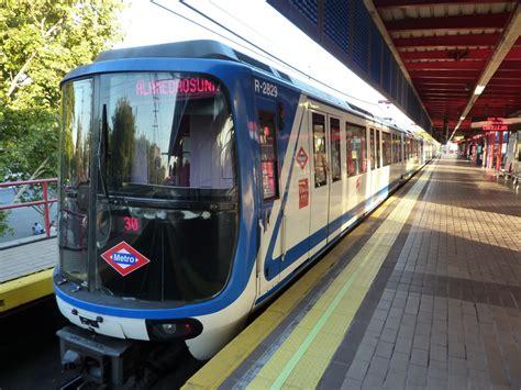 Huelga en el metro de Madrid el 4 y 5 de enero   Trenvista
