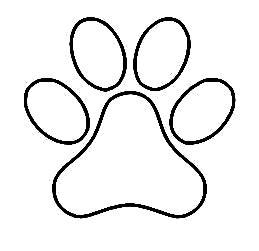 huella perro | A de Andrea
