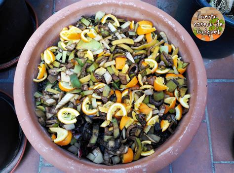 Huerto Casero de Quiquet: Como hacer compost en casa en ...