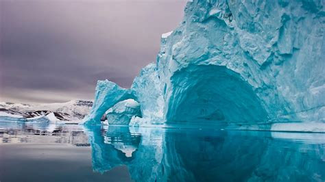 Huge Melting Glaciers Will Soon Drown Some Cities
