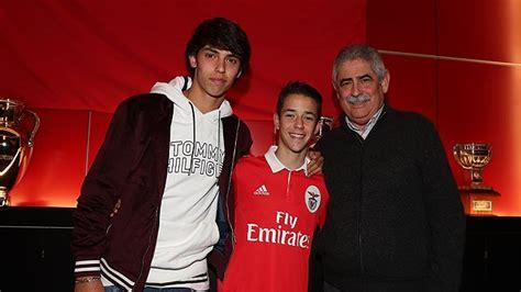 Hugo Félix assina contrato de formação com o Benfica   SL ...