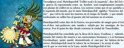 Huitzilopochtli   Mitologia azteca, Aztecas, Mitología