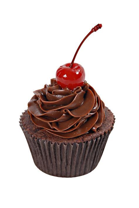 Hum Cupcakes em Curitiba: Cupcakes de Chocolate e Cereja