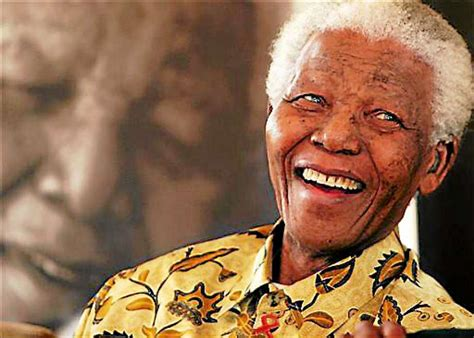 Human rights activist and former South African President ...