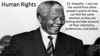 Human Rights Assembly   Nelson Mandela   Teaching Resources