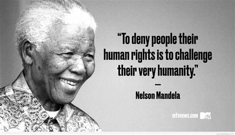 Human Rights Nelson Mandela   Trishna