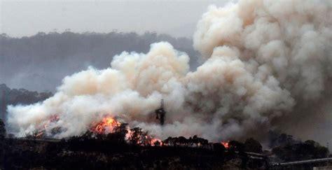 Humo de incendios de Australia llega a Chile y Argentina ...