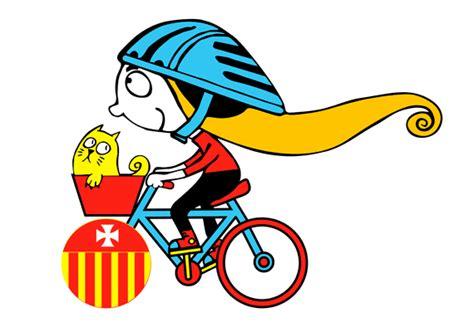 Humordesese: Logotipo para carrera ciclista