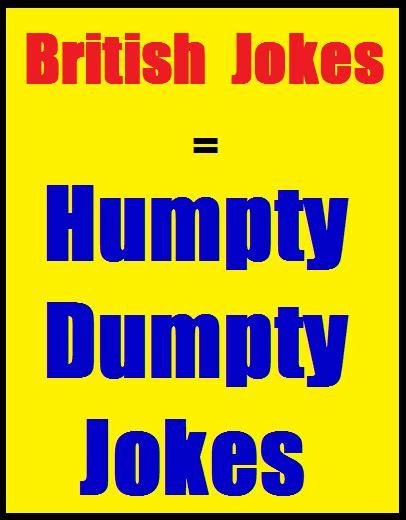 Humpty Dumpty Jokes ...