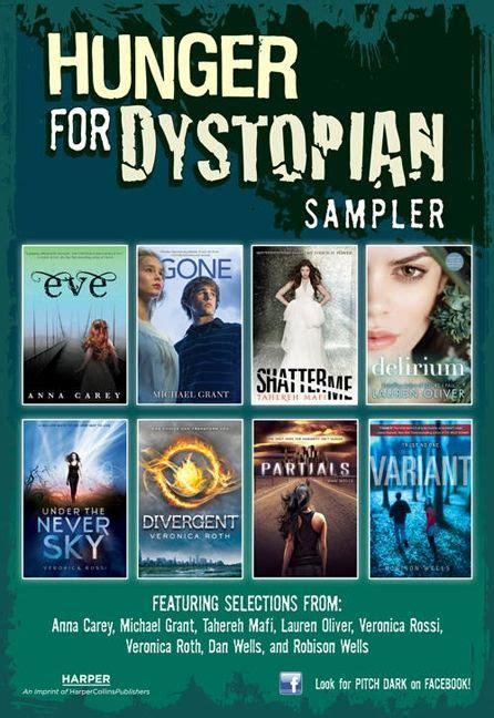 Hunger for Dystopian Teen Sampler   Various   E book