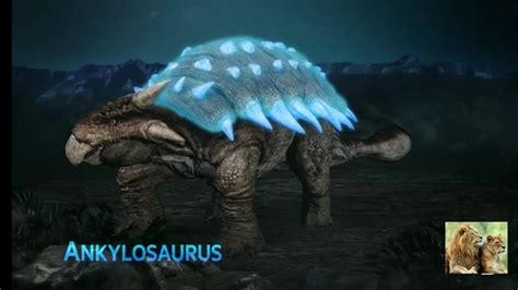 Hunting Most Rare Dinosaur Ankylosaurus Skeleton llTotal ...