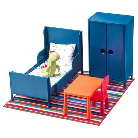 HUSET Mobiliario muñecas dormitorio   IKEA