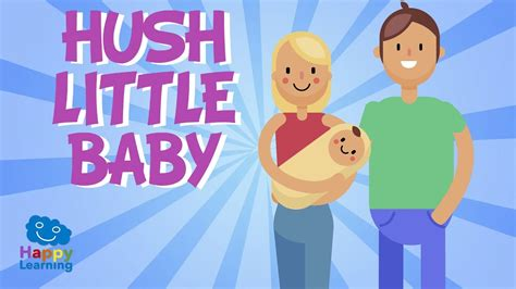 Hush Little Baby | Songs for learning English.   YouTube