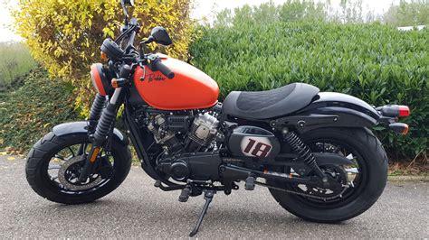 HYOSUNG GV AQUILA 125 2020 125 cm3   moto custom   10 km ...