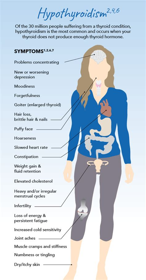 Hypothyroidism Symptoms   NP Thyroid