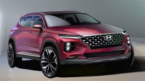 Hyundai Tucson 2021: el nuevo SUV se basará en el Santa Fe ...