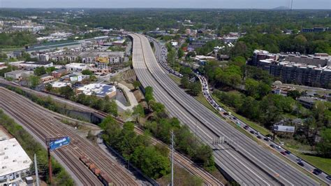 I 85 collapse: GDOT expects bridge to reopen by June 15 ...