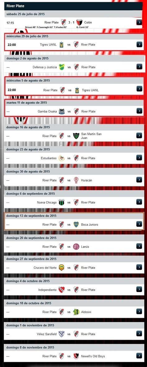I  Calendario River Plate 2015  Editado    Taringa!