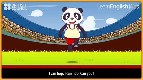 I can run   Nursery Rhymes & Kids Songs   LearnEnglish ...