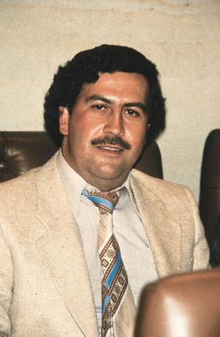 i capi della mafia italiana: Pablo Emilio Escobar Gaviria