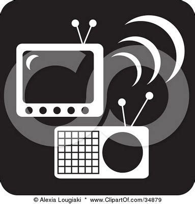 I enjoy watching television and listening to the radio. On ...