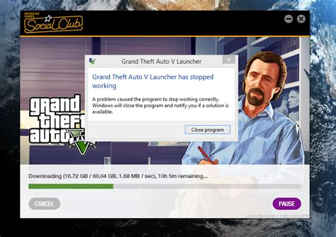 I left my PC on all night to download GTA V, and woke up ...