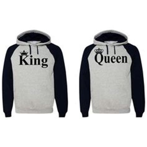 I love my King and Queen Couple Hoodies | king and queen ...