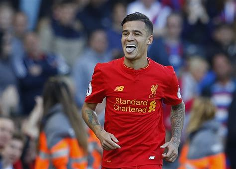 I m happy to know  says Liverpool midfielder Philippe ...
