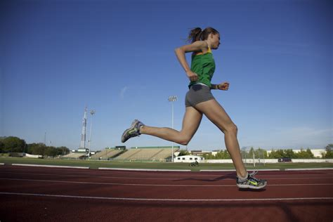 I used to run track at Baylor | cate runs