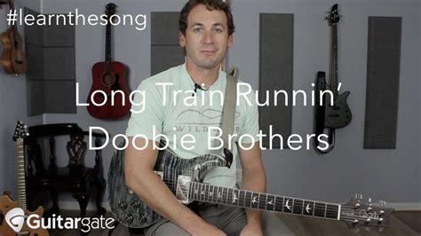 I ve been playing Long Train Runnin  WRONG!   Guitar ...