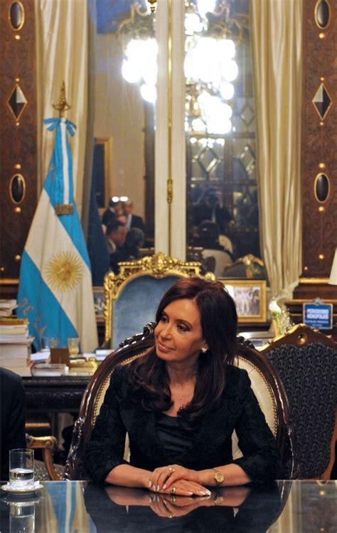 I Was Here.: Cristina Fernández de Kirchner