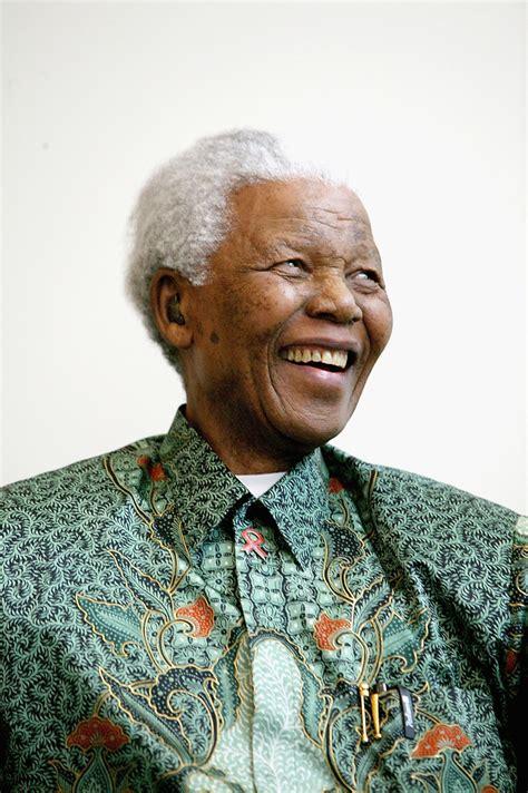 I Was Here.: Nelson Mandela