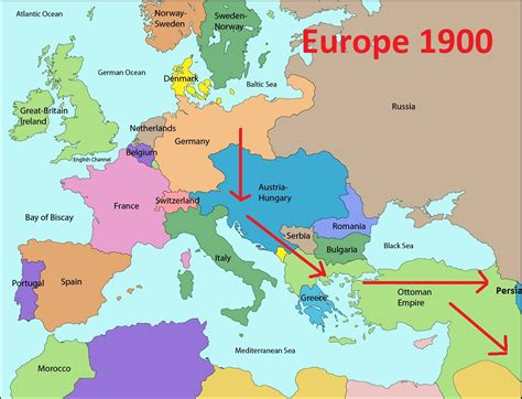Iakovos Alhadeff: A Brief Summary of the First World War ...