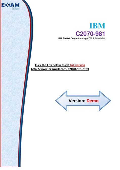 IBM C2070 981 Free Demo Questions and Answers