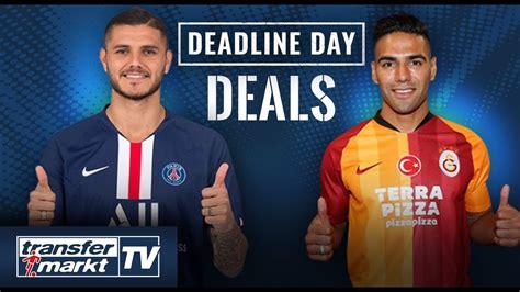 Icardi, Falcao und Co.: Die letzten Transfers am Deadline ...