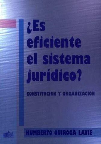 Icazserjohn: Es Eficiente El Sistema Juridico ...