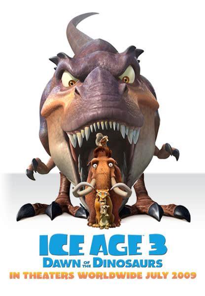Ice Age 3: El origen de los dinosaurios 2009 pelicula ...