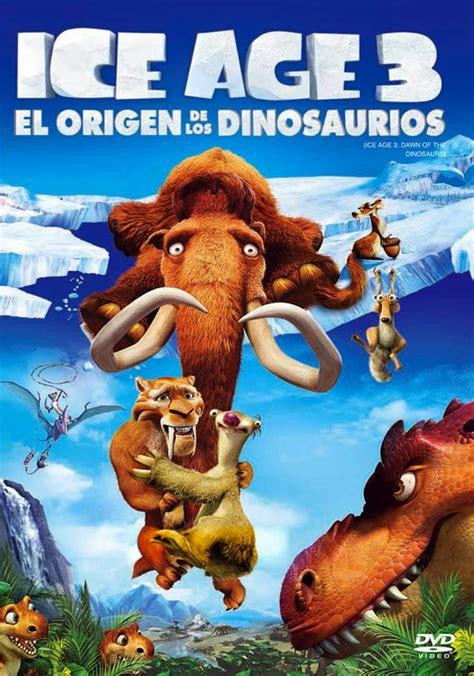 ice age 3 el origen de los dinosaurios  La Era De Hielo 3 ...