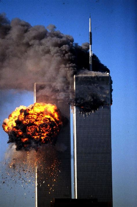 Iconic Images from 9/11 World Trade Center attack   Mirror ...